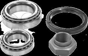 GSP Products Australia - CV Assemblies, Wheel/Hub Bearing Kits